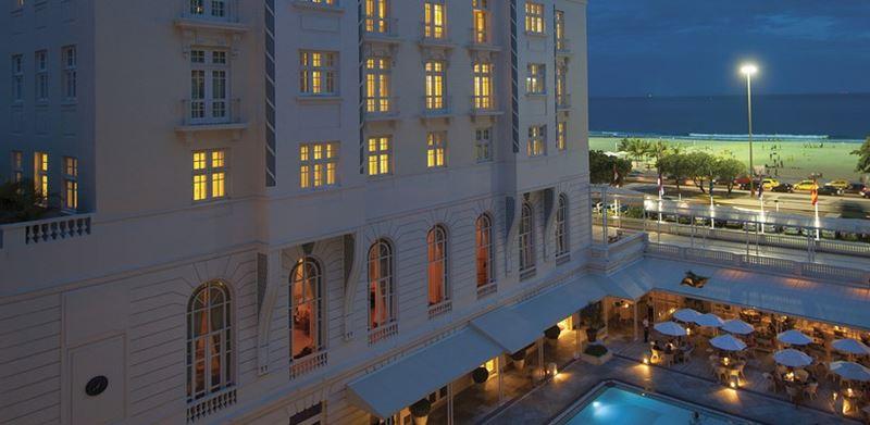 Belmond Copacabana Palace представляет новый ресторан Pergula