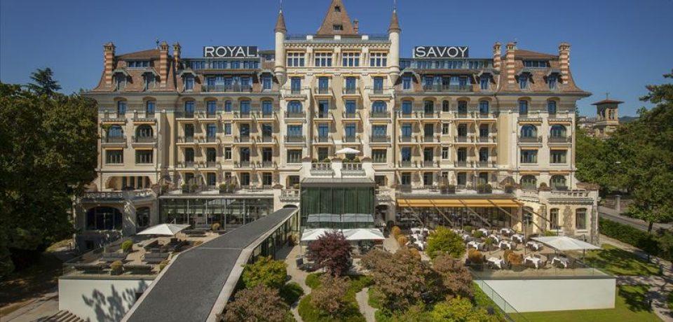 Royal Savoy Hotel & Spa Lausanne предлагает спа-процедуры с косметикой La Vallée