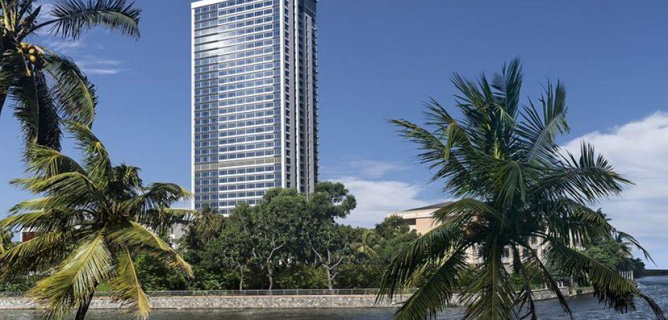 Новый Shangri-La Hotel открывается в Коломбо (Шри-Ланка)