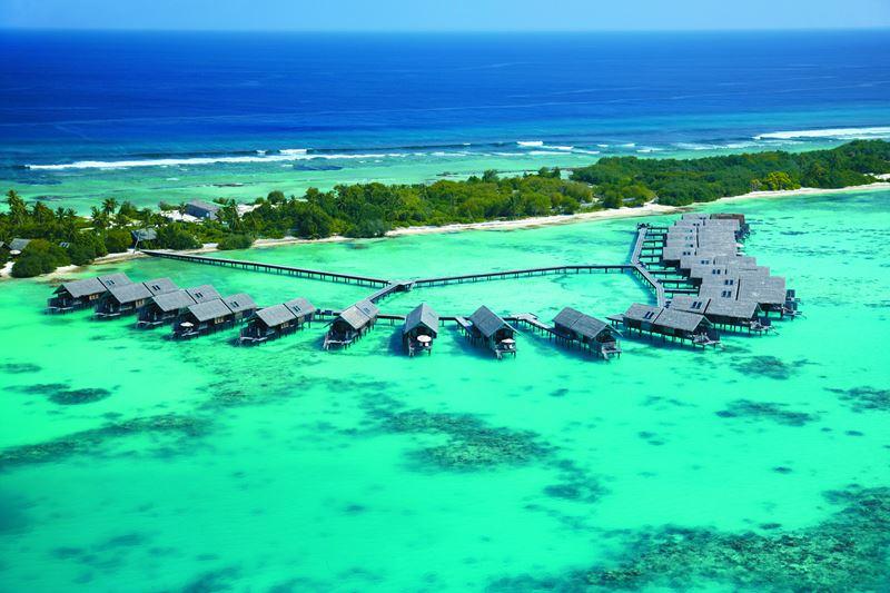 Семейный отдых на Мальдивах с Shangri-La`s Villingili Resort & Spa