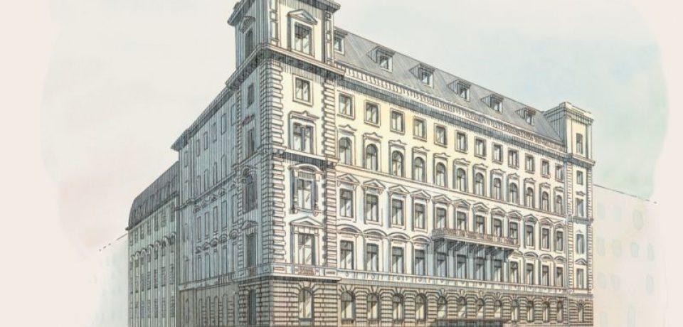 В Хельсинки откроется отель St. George (5 звёзд)