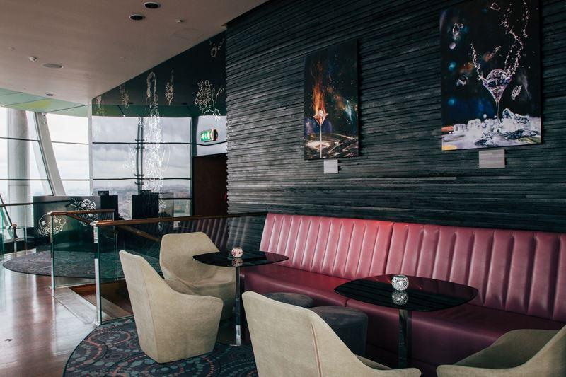 Swissôtel Красные Холмы - дизайн интерьера ресторана отеля