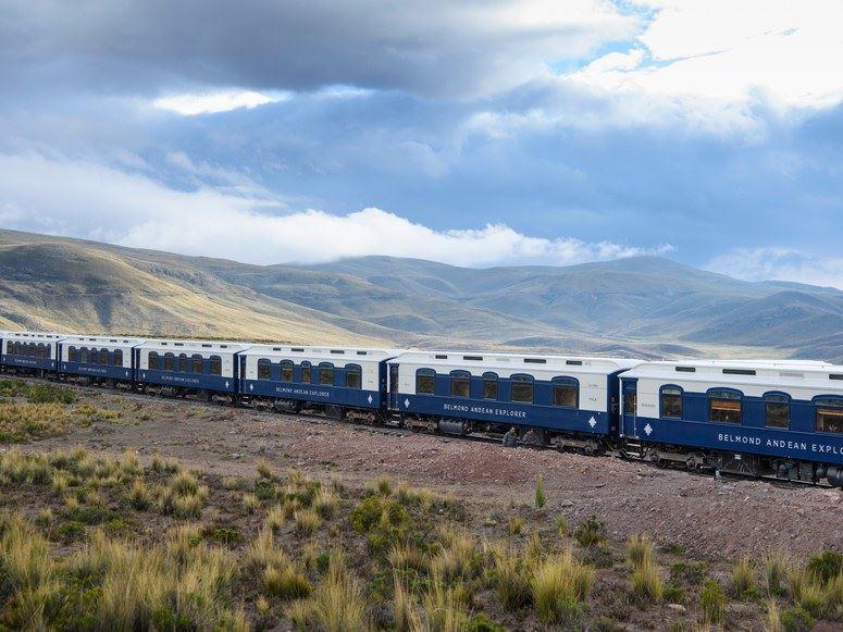 Поезд Belmond Andean Explorer