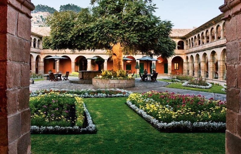 Отель Belmond Hotel Monasterio в Куско