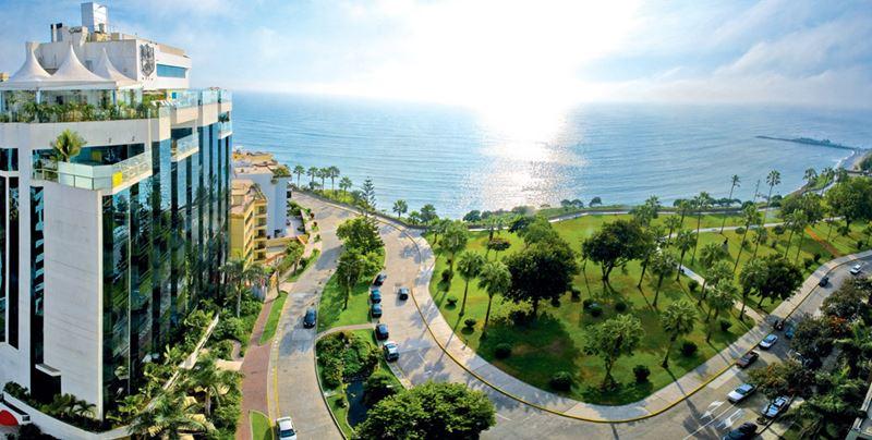 Отель Belmond Miraflores Park в Лиме