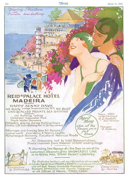 Концерт лондонского филармонического оркестра в отеле Belmond Reid's Palace