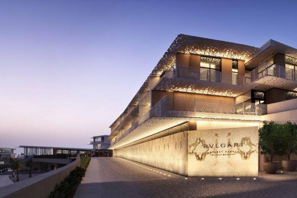 Курорт Bulgari Resort & Residences Dubai открывается в Дубае