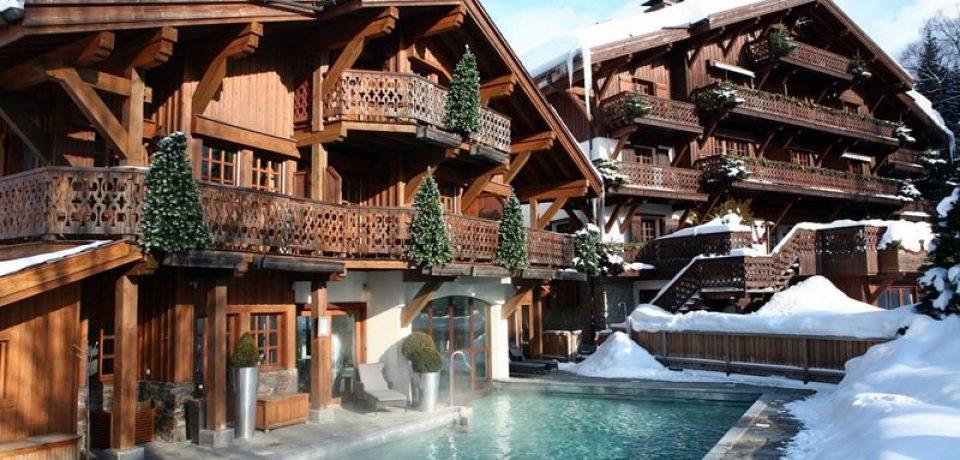 "Зимняя программа ""Shop in, Ski out"" от Four Seasons Hotel Milan и Four Seasons Hotel Megève"