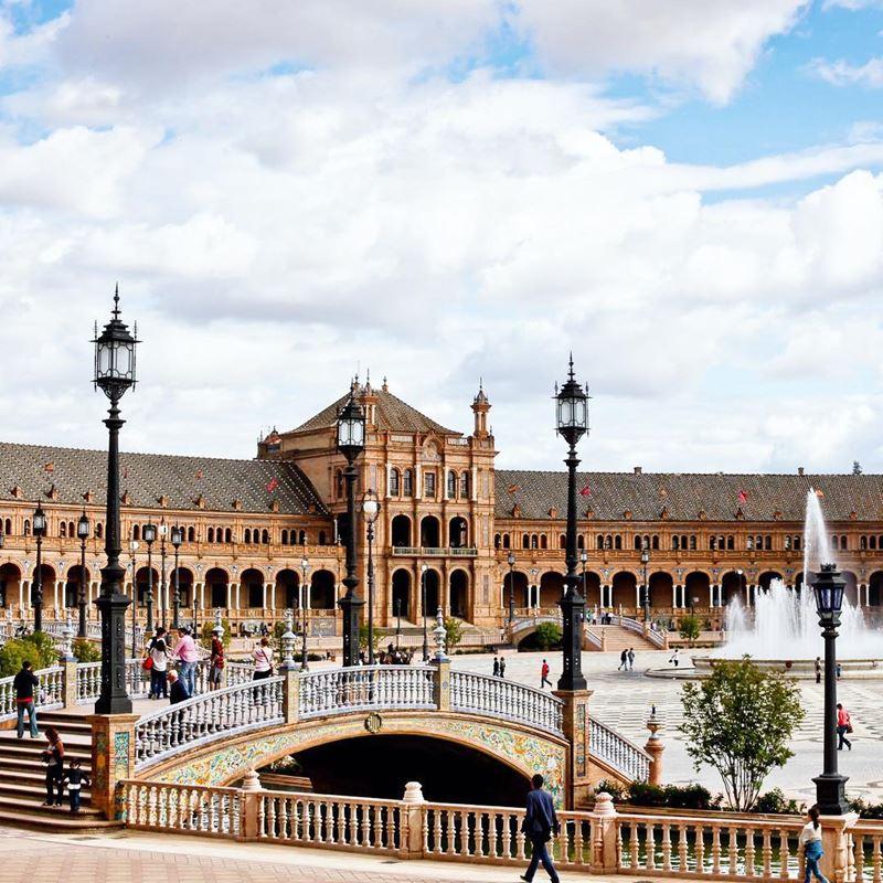 Города мира, которые надо посетить в 2018 году - Севилья (Испания)