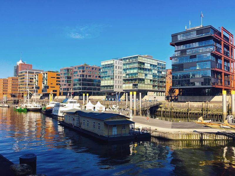 Города мира, которые надо посетить в 2018 - Гамбург (Германия)