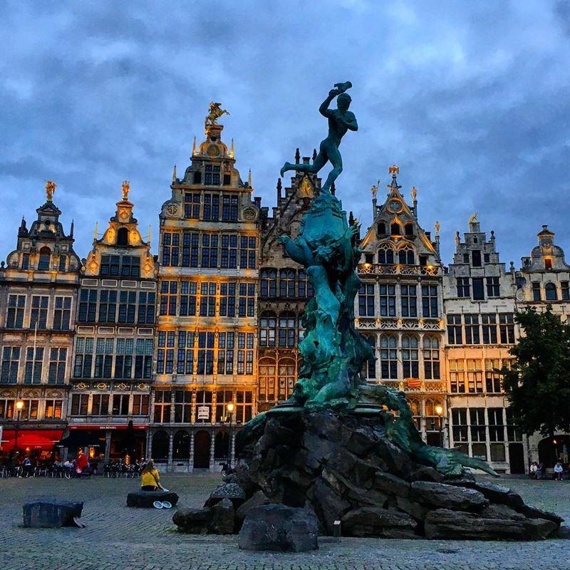 Города мира, которые надо посетить в 2018 - Антверпен (Бельгия)