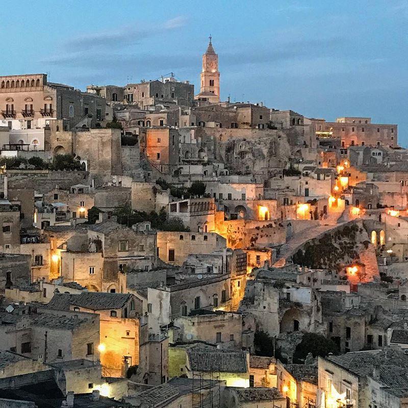 Города мира, которые надо посетить в 2018 - Матера (Италия)