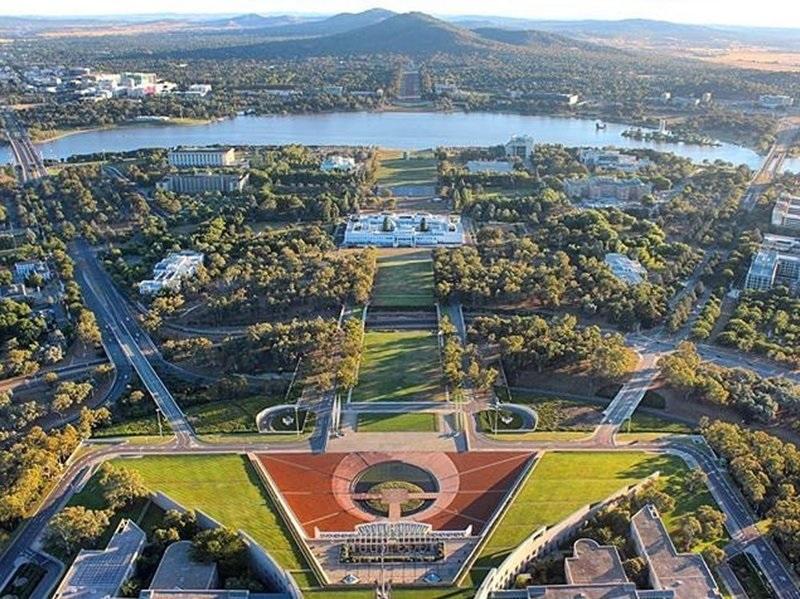 Города мира, которые надо посетить в 2018 - Канберра (Австралия)