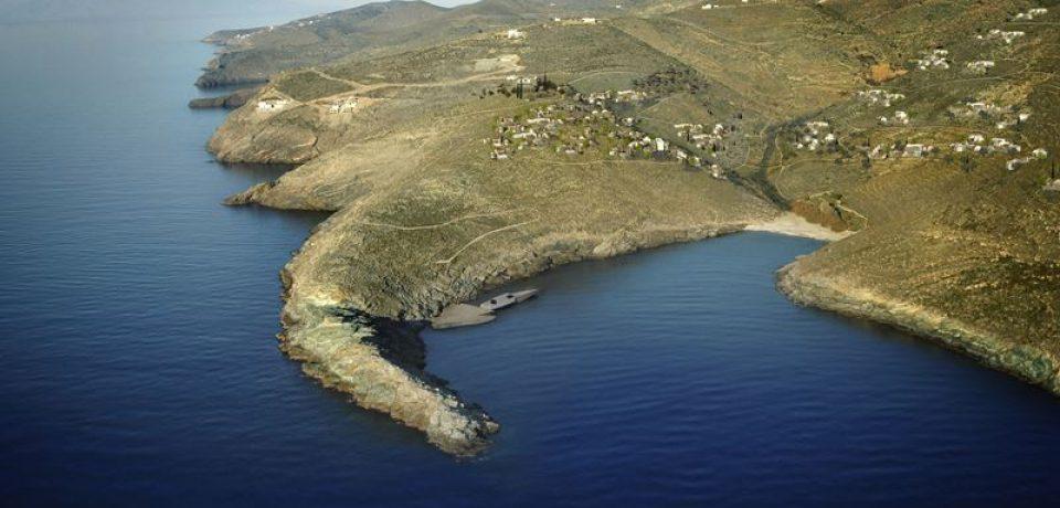 В Греции появится новый курорт One&Only Kéa Island