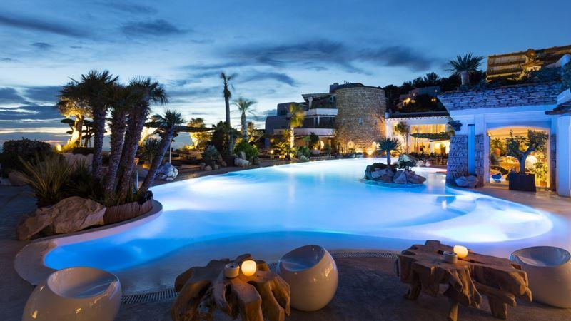 «Орёл и решка»: города Испании - Остров Ибица – 6 сезон «Курортный» - Hacienda Na Xamena