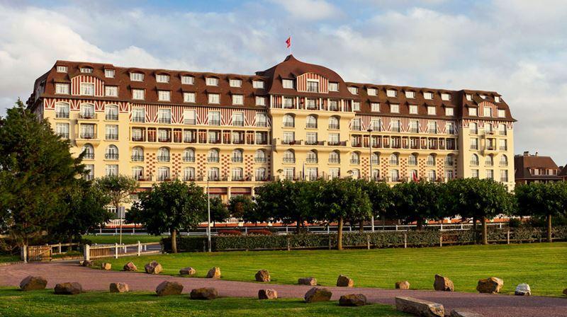 «Орёл и решка»: города Франции  Нормандия – Hôtel Barrière Le Royal Deauville