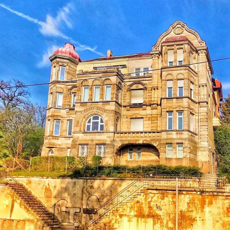 Крупные и красивые города Германии - Архитектура Штутгарта