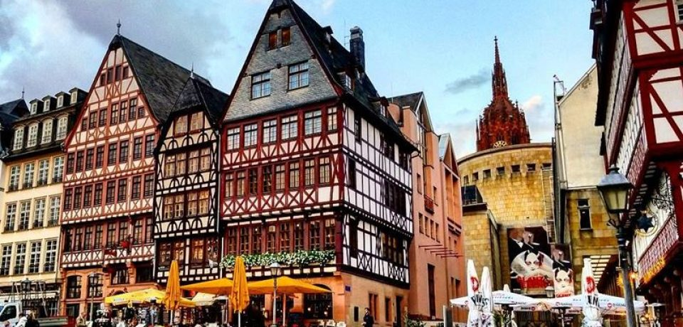 Самые интересные города Германии