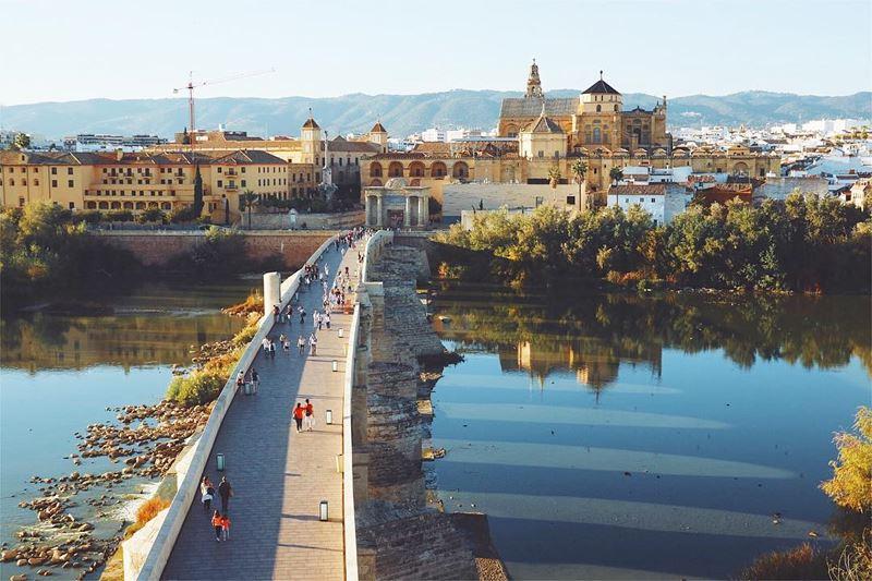 Крупные и красивые города Испании - Кордова