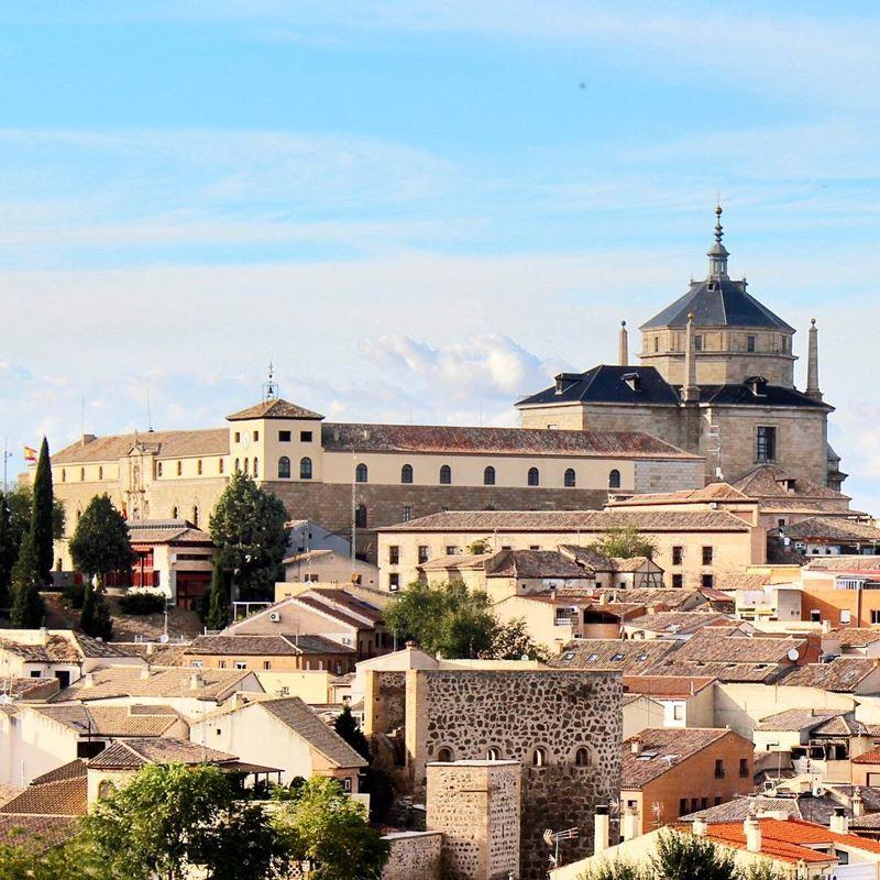 Крупные и красивые города Испании - Толедо - средневековая архитектура
