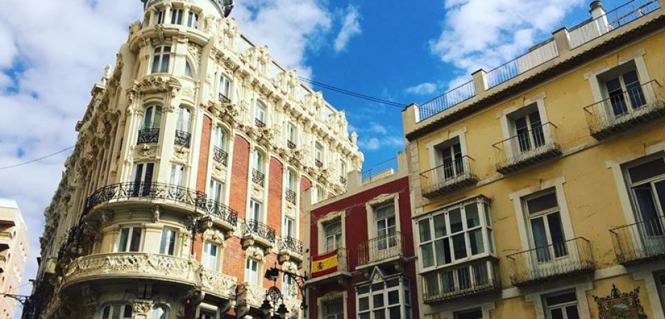 Крупные и красивые города Испании