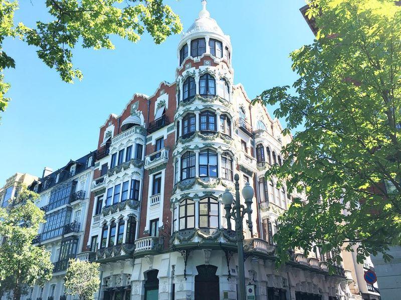 Крупные и красивые города Испании - Архитектура Вальядолида