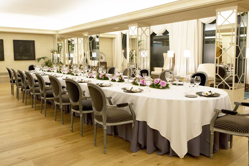 Majestic Hotel & Spa Barcelona - интерьер банкетного зала