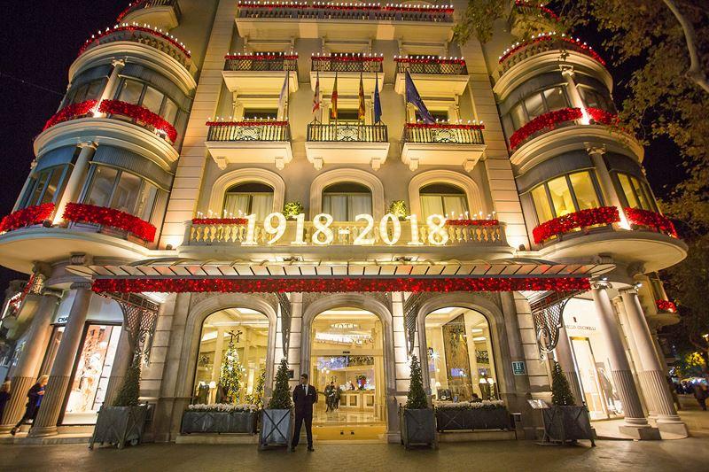 Majestic Hotel & Spa Barcelona отмечает 100-летний юбилей