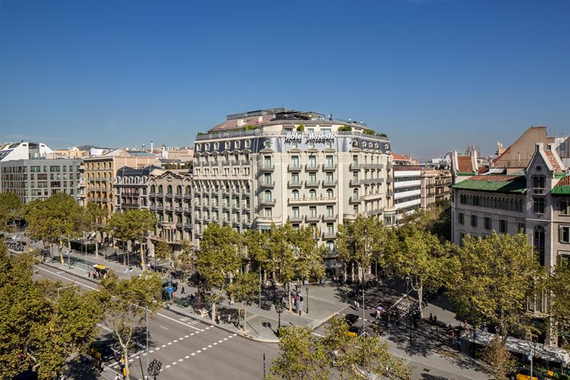 Majestic Hotel & Spa Barcelona в центре Барселоны