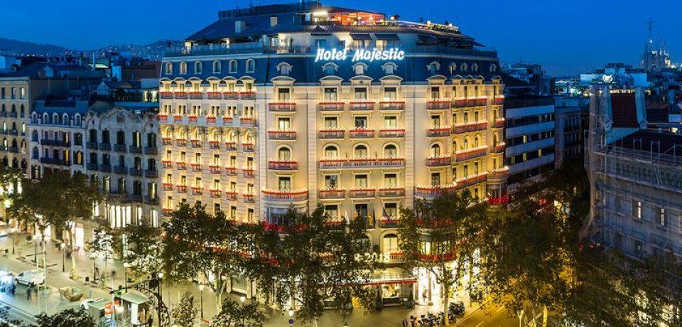 Majestic Hotel & Spa Barcelona: идеи для незабываемого путешествия