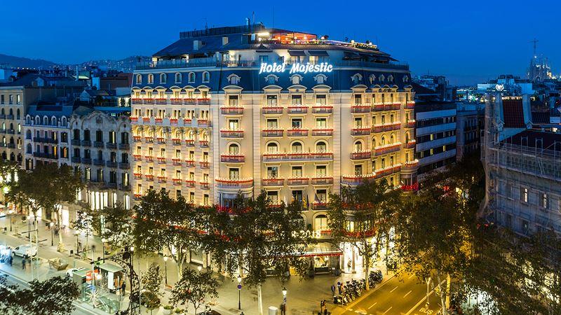 Majestic Hotel & Spa Barcelona: благотоворительный ужин, организованный совместно с фондом Жоана Миро