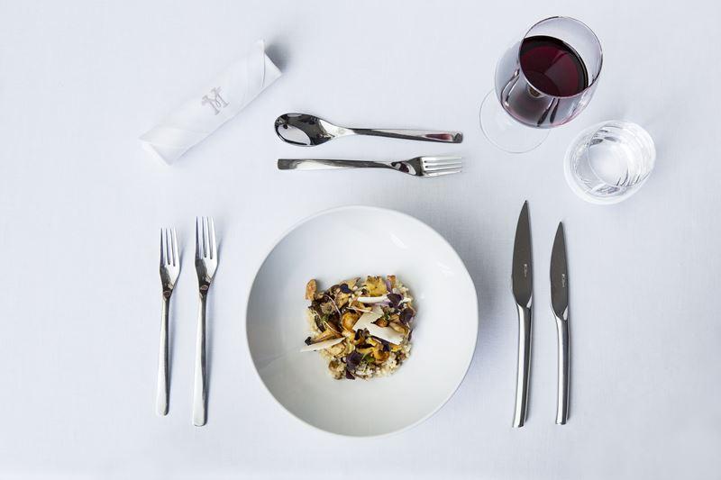 Majestic Hotel & Spa Barcelona - изысканная кухня