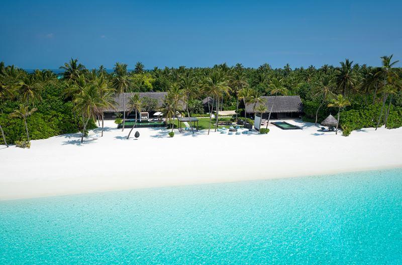 Курортный отель One&Only Reethi Rah (Мальдивы)