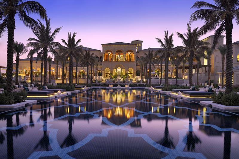 Курортный отель One&Only The Palm (Дубай)