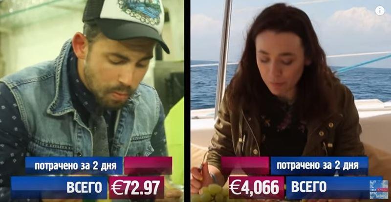 «Орёл и решка»: города Франции - остров Корсика – 6 сезон «Курортный»