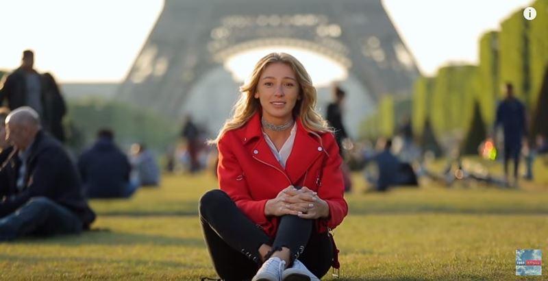 «Орёл и решка»: города Франции - Париж – 14 сезон - Настя Ивлеева