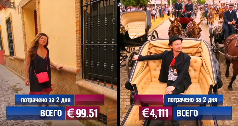«Орёл и решка»: города Испании - Севилья – 10 сезон «Юбилейный»