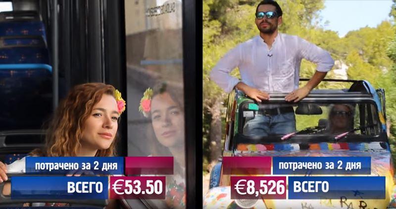«Орёл и решка»: города Испании - Остров Ибица – 6 сезон «Курортный»