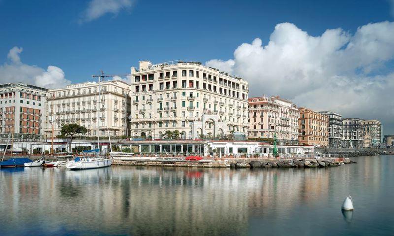 «Орёл и решка»: города Италии - Неаполь – Eurostars Hotel Excelsior