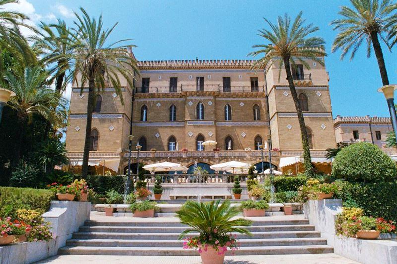 «Орёл и решка»: города Италии - Палермо – Grand Hotel Villa Igiea
