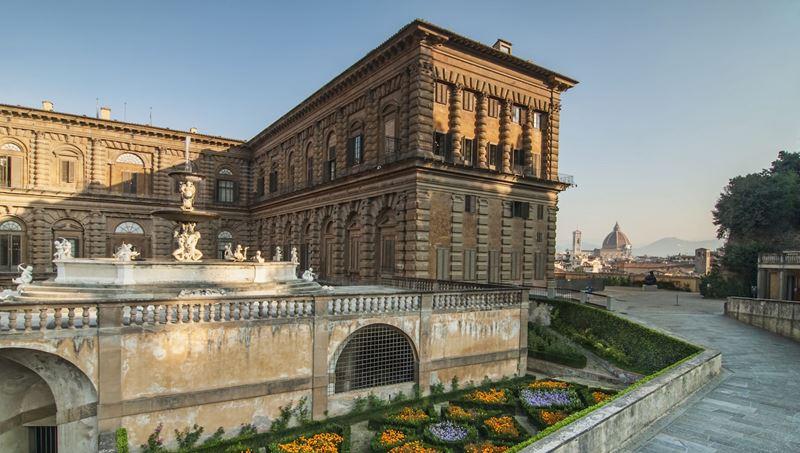 «Орёл и решка»: города Италии - Флоренция – Palazzo Pitti