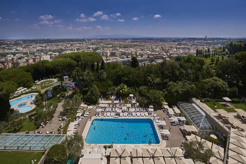«Орёл и решка»: города Италии - Рим – Rome Cavalieri, Waldorf Astoria