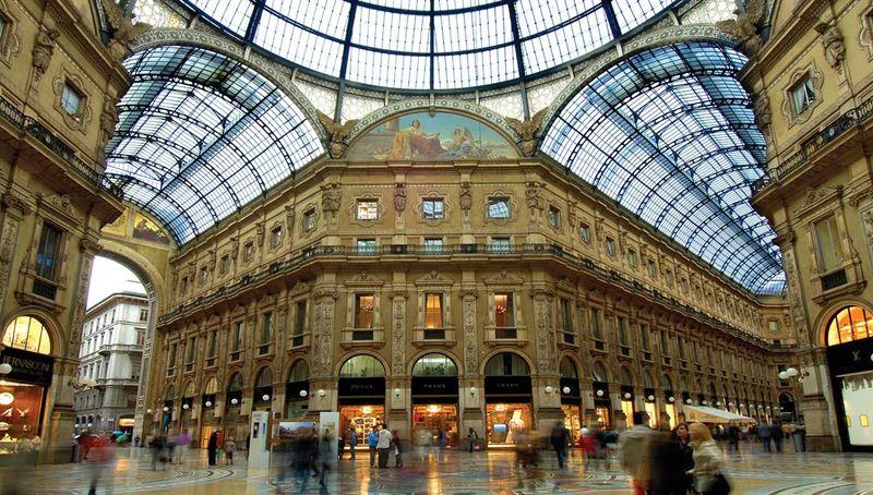«Орёл и решка»: города Италии - Милан – семизвёздочный отель Town House Galleria