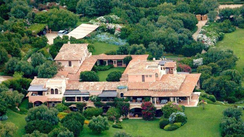«Орёл и решка»: города Италии - Сардиния – Вилла Чертоза в Порто Ротондо