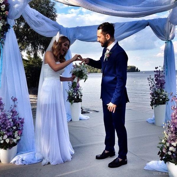 «Орёл и решка»: ведущие - Настя Короткая и Андрей Бедняков на свадьбе в 2014 году