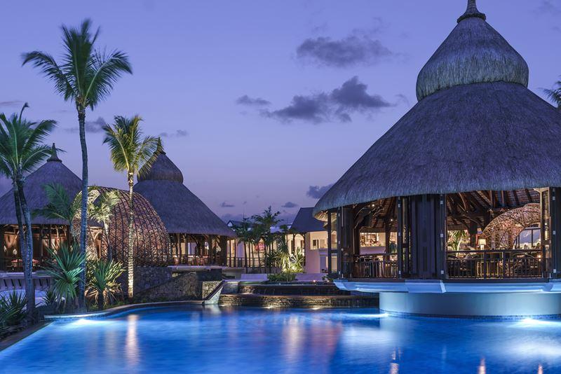Новый год на Маврикии с Shangri-La's Le Touessrok Resort & Spa
