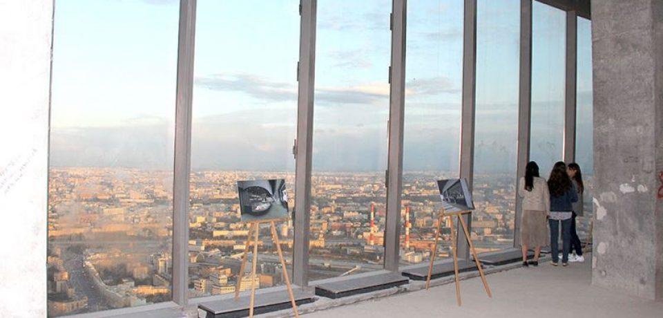 Смотровая площадка Panorama 360 в Москва-Сити попала в Книгу рекордов России