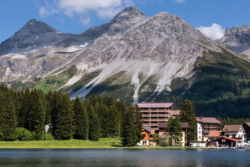 Valsana Hotel & Appartements - горнолыжный курорт Ароза в Швейцарии