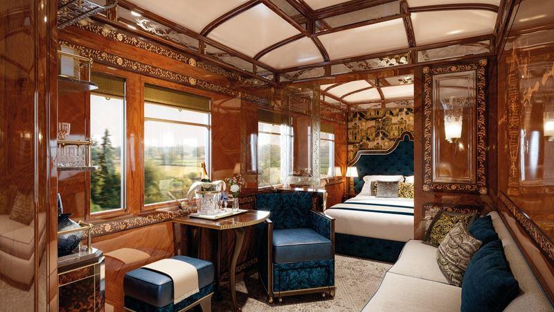 Поезд Venice Simplon-Orient-Express