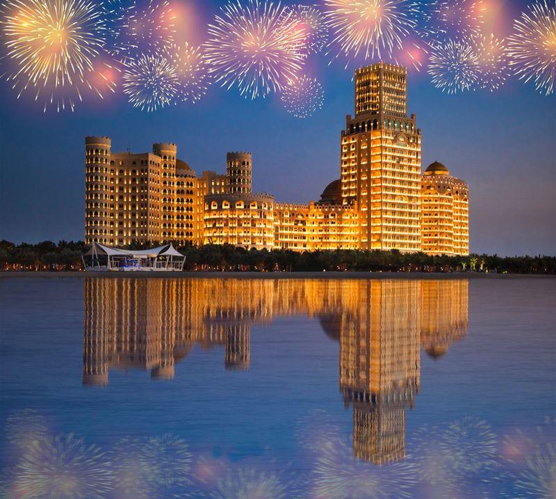 Waldorf Astoria Ras al Khaimah приглашает на новогодние праздники